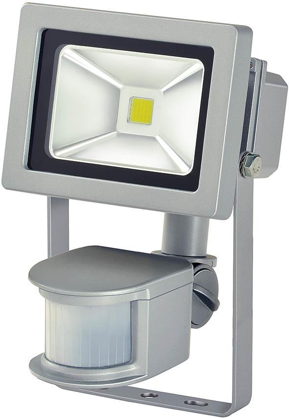 Brennenstuhl Chip LED-Leuchte 10W IP44 Mit Bewegungsmelder