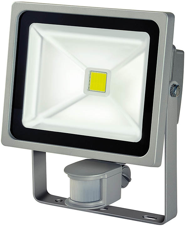 Brennenstuhl Chip LED-Leuchte 30W IP44 Mit Bewegungsmelder
