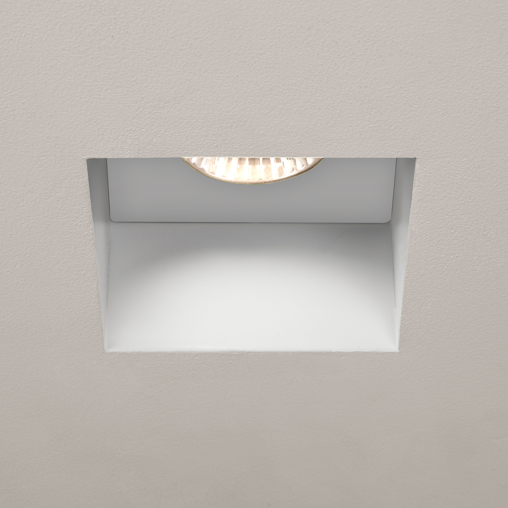 Astro Trimless LED Square Fire Rated 5703 (5038856057034)