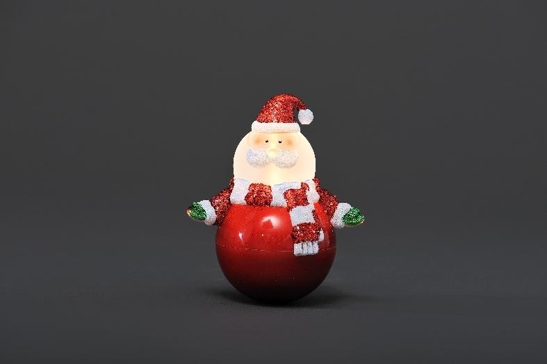 Gnosjö Konstsmide Konstsmide Weihnachten LED Deko Figur Weihnachtsmann
