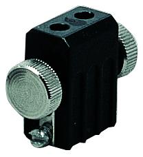 Paulmann Seilsystem Wire System L&E Lampenhalter Seilsysteme Socket Max.1x35W G4 Sch 978.41