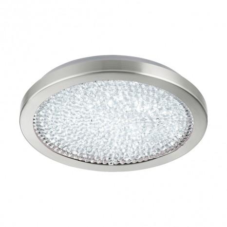 Arezzo 2, Ø 34,5 cm, LED, mit Glaskristallen