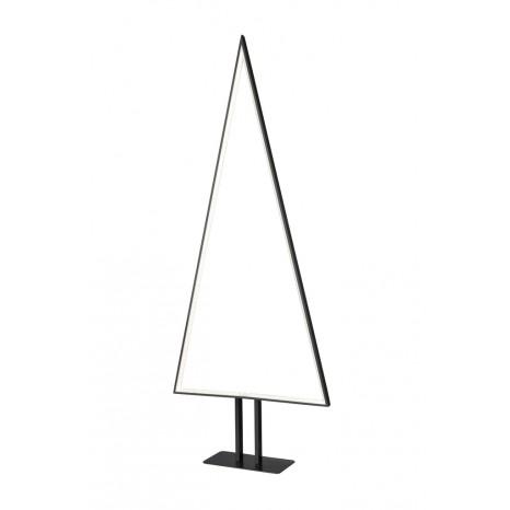 Pine, LED, Höhe 100 cm, Schwarz
