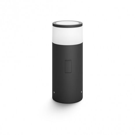 Calla, LED, schwarz, 640lm, Basis-Set, White & Color Amb