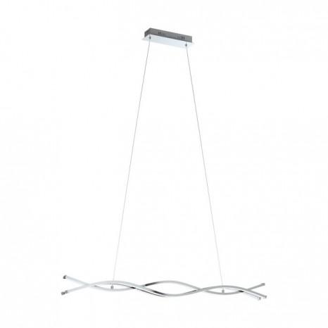 Lasana 2, LED, Länge 102 cm, Chrom