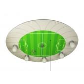 Deckenleuchte Fußball-Stadion