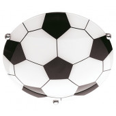 Chico Ø 30 cm in Fußballoptik
