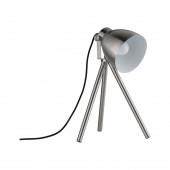Seja Höhe 46,5 cm metallisch 1-flammig rund