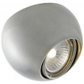 Poli Ø 10 cm metallisch 1-flammig kugelförmig
