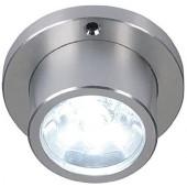 Nubled Ø 3,2 cm metallisch 1-flammig rund