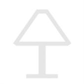 Bowl Ø 30 cm weiß 1-flammig rund