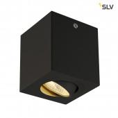 Triledo Square 8,5 x 8,5 cm schwarz 1-flammig quaderförmig