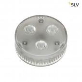 LED Leuchtmittel GX53 4,2W 200lm Ø 7,5 cm weiß rund