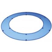 Wheel Ø 44 cm blau rund