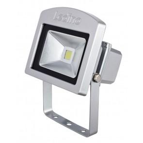 LED-Strahler Dahlem 10SC, 10W, 6500K, silber