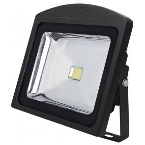 LED - Strahler Dahlem 50BC, 50W, 6500K, schwarz