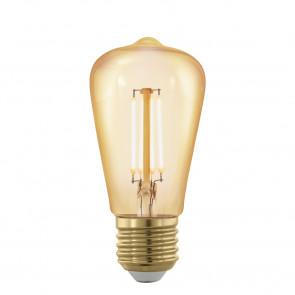 LED Leuchtmittel Ø 4,8 cm E27 4 W 320 lm 1700 K