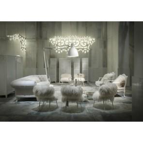 The Great Jj Floor Lamp Glossy White E27
