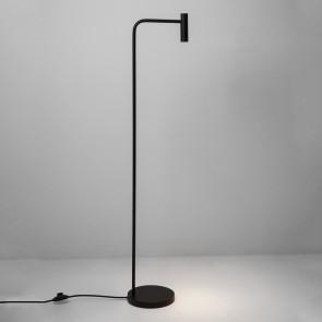 Stehleuchte Enna Floor, 1 x 3W LED, schwarz, LED-Kopf dreh/