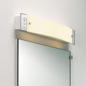 Shaver Light, 2x E14 max 30W ECO, Chrom, Län