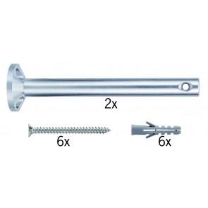 Paulmann Wire System L&E Umlenker/Abhängung zum Aufschrauben 1 Paar 165mm
