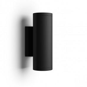 Appear, rund, schwarz, 1200lm