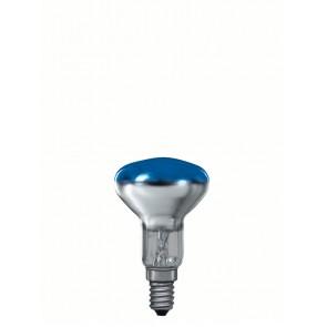 R50 E14 25W 5 cm, blau