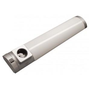 LED WL-DL Cabinet Light Plug 45 silver