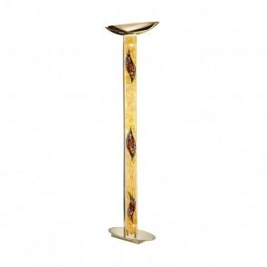 Delphi SL, 24 Karat Gold, Glas, LED dimmbar, 2252.41.3.Ki.Au