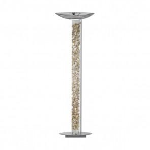 Delphi SL, Chrom, Glas, LED dimmbar, 2252.41.5.Li.SA
