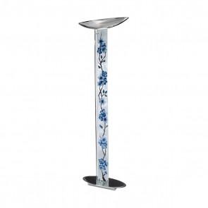 Delphi SL, Chrom, Glas, LED dimmbar, 2252.41.5.Pr.Ag