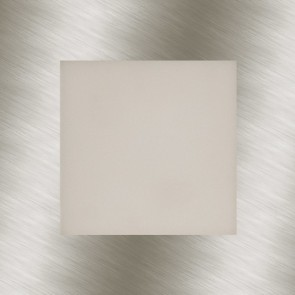 LED Panel, 10,7 x 10,7 cm, Silber