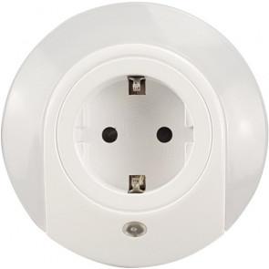Sidus Sensor Ø 9 cm weiß 1-flammig rund