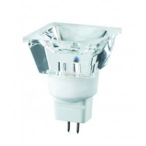 LED Diamond Quadro 3W GU5.3 12V Kristall 2700K