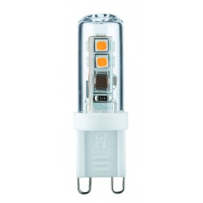 LED Stiftsockel 2,2W G9 230V 2700K