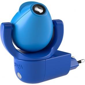 LED-Steckdosenlicht 6 Schlaf gut Motiven, 1W, Sensor, drehbar