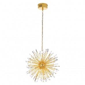 Vivaldo, LED, Ø 68 cm, Gold