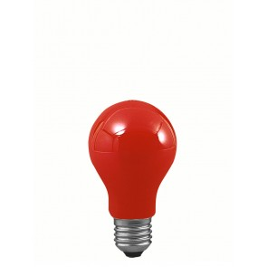 Paulmann E27 25W 6 cm, rot