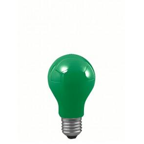 Paulmann E27 25W 6 cm, grün