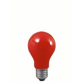 Paulmann E27 40W 6 cm, rot