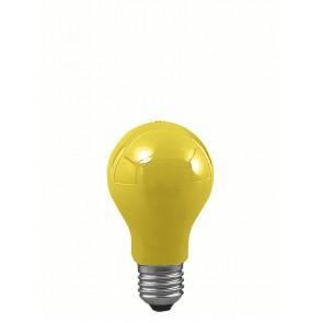 E27 40W 6 cm, gelb