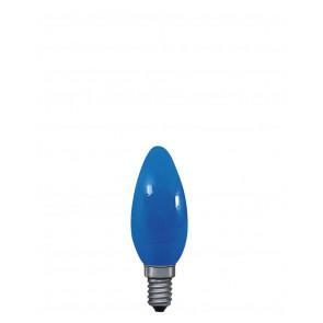 Leuchtmittel E14 25 W 1 lm blau