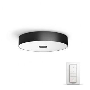 Fair, LED, Inkl. Dimmschalter, Farbtemperatur änderbar, Schwarz