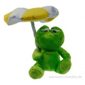 Nachtlicht Frosch unter´m Sonnenschirm