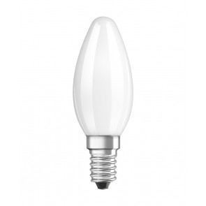 LED RETROFIT B25 2,1W E14 matt non dim 250 LM BLISTER