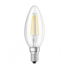 LED Retrofit B40 4W E14 klar