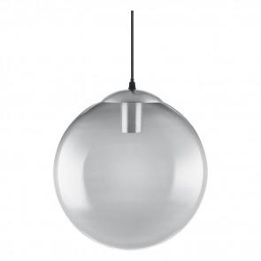 1906 Bubble Pendant Ø 30 cm schwarz 1-flammig kugelförmig