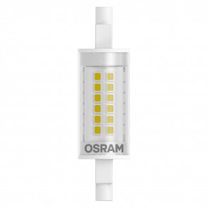LED STAR SLIM LINE 78 60 non-dim 7W/827 230V R7S 10X1 OSRAM