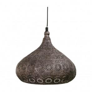 Melilla, Höhe 110 cm, Ø 28,5 cm, silber-antik