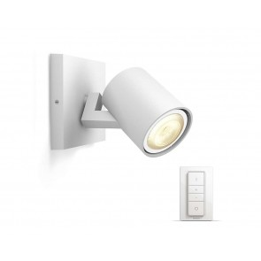 Runner, LED, 1-flammig, Inkl. Dimmschalter, Farbtemperatur änderbar, Weiß
